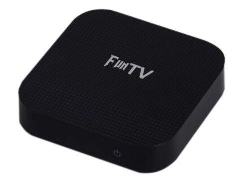 2017 FUNTV Box IPTV Chinese/Hongkong/Taiwan Live IPTV Media Streamer Box 4K by FUNTV