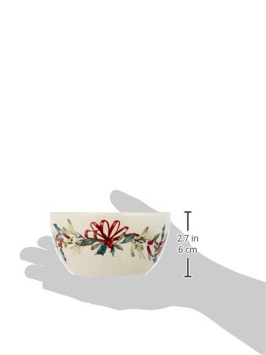 Lenox Winter Greetings Bowl,Ivory by Lenox (Image #6)