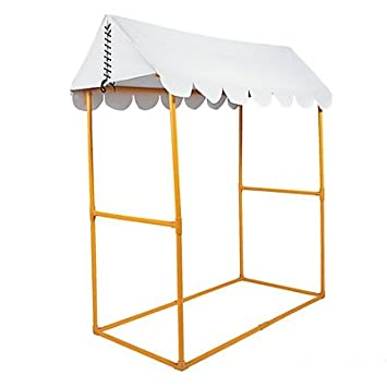 amazon com white tabletop tent home kitchen