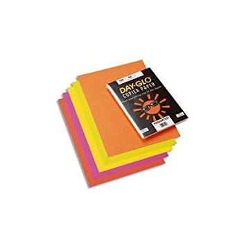 DAYGLO FLOURESCENT 100GSM PAPER YELLOW A3 X 50