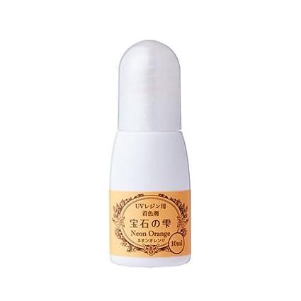 Colorante líquido para resina UV naranja neón de Padico Japón Padico ...