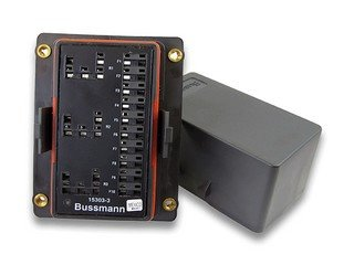 Amazon.com: Cooper Bussmann 15303-3-2-4 Mini Fuse Panel 3 Mini ...