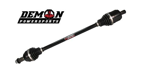 Demon Powersports Heavy Duty Rear Axle Shaft Polaris RZR XP Turbo