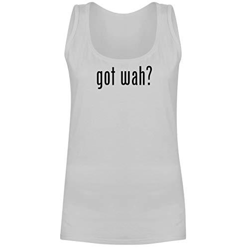 Bbe Wah Pedal - The Town Butler got wah? - A Soft & Comfortable Women's Tank Top, White, Medium