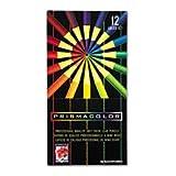 Prismacolor Thick Lead Art Pencils, 12 Color Set (SAN03596) Category: Colored & Drawing Pencils