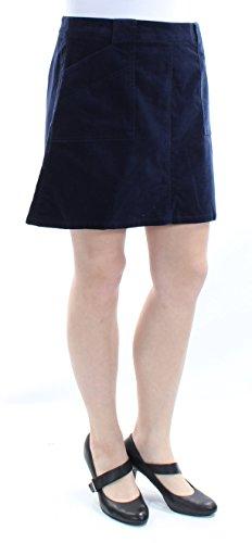 Maison Jules A-Line Mini Skirt, Blu Notte, ()