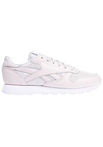 Reebok Mujeres Calzado / Zapatillas de deporte Classic Leather FBT Beige