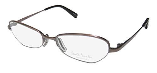 Paul Smith 173 For Ladies/Women Designer Full-Rim Shape Durable In Style Eyeglasses/Eyewear (48-16-130, Antique Blush)