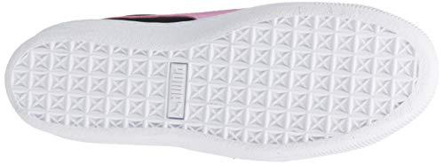 Para Unisex pink Zapatillas Puma Platform Negro white black Jr Vikky Niños XOSHRx