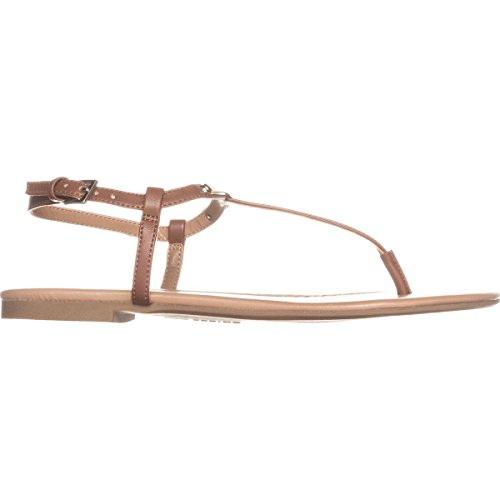 Call It Spring Womens Aareniel Open Toe Casual Ankle Strap Sandals Cognac u35yHzRP