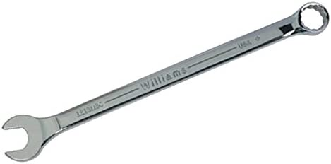 WILLIAMS SC COMBO WRENCH 12-PT (1217MSC) コンビネーションレンチ 12角 17mm JHW1217MSC