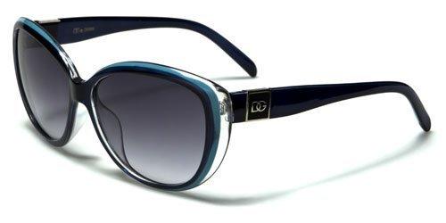 Fashion Eyewear Women's New 2014 Thick Frame Cat Eye Sunglasses-DG71245 - Frames For 2014 New Glasses