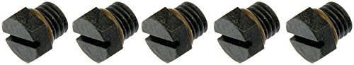 Dorman 904-112 Diesel Fuel Filter Air Bleeder Screw, Pack of 5 by Dorman