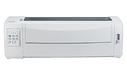 Lexmark Forms 2591 N Plus - Impresora Matricial Blanco y ...