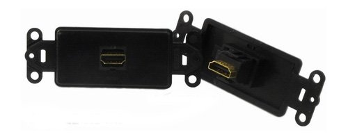PowerBridge HDMI-1-BK Pass-Thru Decora Insert with Single HDMI (Each, Black)