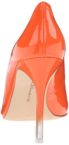 Bcbgeneration Womens Treasure Dress Pump Papaya Patent