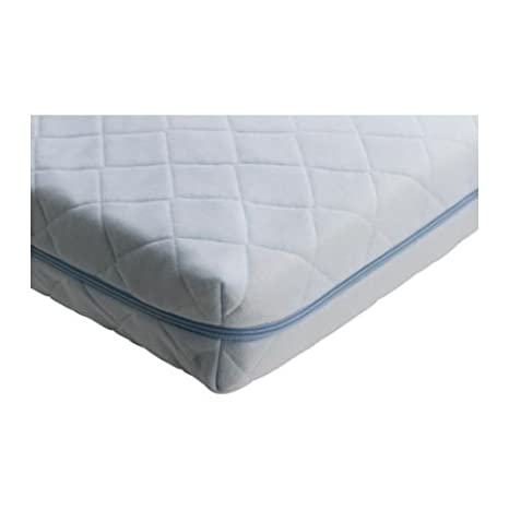 Ikea VYSSA VINKA - Colchón para Cama Extensible, Azul - 80 x 200 cm: Amazon.es: Hogar