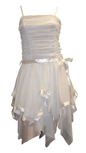 Womens New Strappy Prom Short Evening Party Dress Size 8,10 and 12: Amazon.co.uk: Clothing
