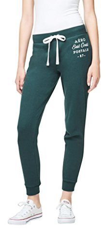 Aeropostale Women's East Coast Jogger Sweatpants Large atrium