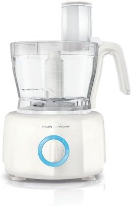Philips HR7782/00 - Robot de cocina Jamie Oliver 1000W ,recipiente ...