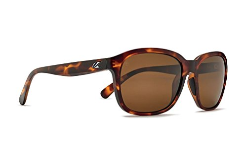Kaenon Sonoma Sunglasses (Matte Tortoise, Brown 12 - Polarized)