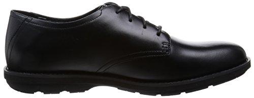 Timberland Kempton Ox - Zapatos Hombre Negro - negro