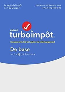 TurboTax Basic 2018, 4 returns (B07KGX9QXR) | Amazon Products