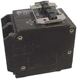 Eaton Cutler Hammer BQ230220 Quad Circuit Breaker 30 20 Amp 120 240 Volt 2-Pole At 30 Amp 2-Pole At 20 Amp