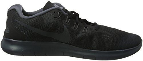 Grey Anthracite NIKE Black Running Free RN Shoe Men's dark 7wRA8