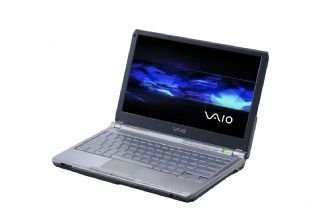 Sony VAIO VGN-TX1XP - Ordenador portátil (Fast Ethernet, Wireless LAN, Bluetooth