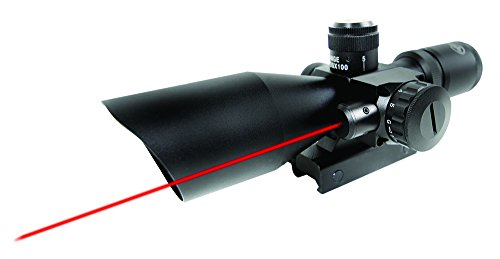 - Firefield 2.5 Riflescope with Red Laser