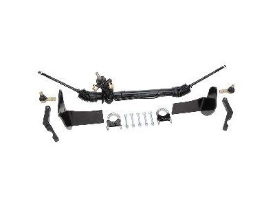 Unisteer 8010400-01 Power Rack and Pinion Kit for Chevy