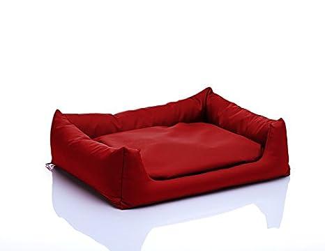 POLa cama para perros Perros sofá Dormir Espacio XL 90 x 120 ...