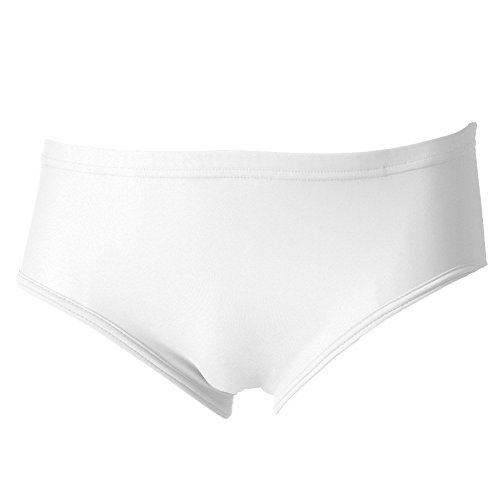 Cliff Keen Lycra Briefs - SIZE: XS, COLOR: White