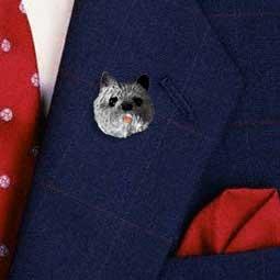 Cairn Terrier Pin - 8