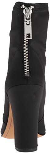 Dolce Satin Fashion Vita Boot Women's Elana Onyx BBp86Uq