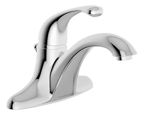 Symmons S-6612 Unity Centerset 1-Handle Bathroom Faucet, Chr
