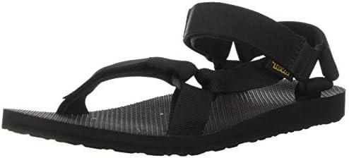 Teva Original Universal Leather Trekking Sandale Outdoor Sandales 1102799-blk