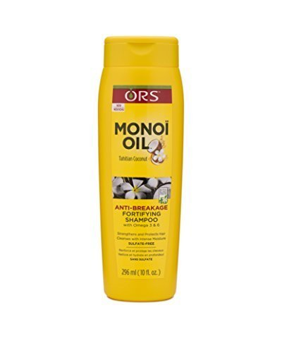 Oil Fortifying (ORS Monoi Oil Anti-breakage Fortifying Shampoo by ORS)
