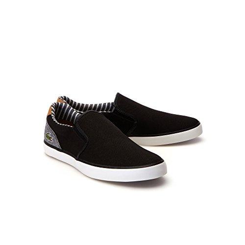 Lacoste Herren Sportswear Schuhe - 35CAM0045 BLACK/LIGHT BRO