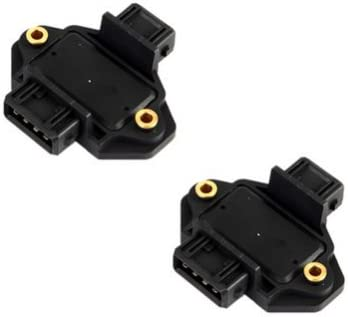 SET OF 2 IGNITION CONTROL MODULE FOR AUDI A6 Quattro S4 S6 ICM ICU 4A0905351A