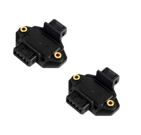 NEW 2pc IGNITION CONTROL MODULE 4A0905351A for Audi S4 S6 2.7L ICM ICU ()