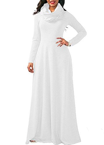 all white dresses amazon - 3
