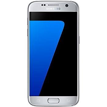 Samsung Galaxy S7 G930F 32GB Factory Unlocked GSM Smartphone International Version (Silver)