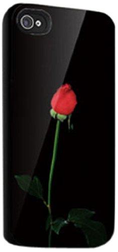 KSIX B0914C3D23 Freestyle 3D Rose Hard Cover für Apple iPhone 5