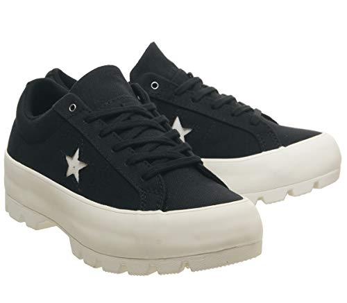 Star Converse Femmes Noir Ox egret Black Basket Egret Lugged One 1qwwr5v4