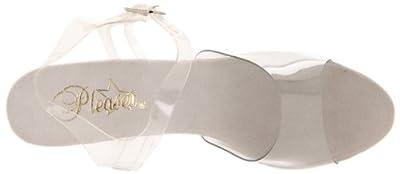 Pleaser Women's Caress-408 Sandal