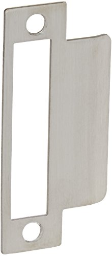 Don-Jo MEST-158 13 Gauge Steel Mortise Type Extended Lip ANSI Strike, Satin Stainless Steel Finish, 1-5/8'' Width x 4-7/8'' Height (Pack of 5) by Don-Jo