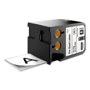 Xtl Pre-Sized Labels, 2'' X 3'', White/Black Print, 100/cartridge