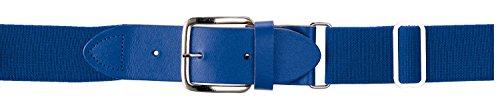 Wilson Sporting Goods Youth Elastic Baseball Belt, 18-22-Inch, Royal (Tennis Sporting Goods)